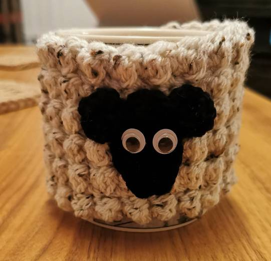 Sheep Mug Cozy